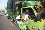 RAZIA ANGKUTAN : Angkutan Barang Tak Kapok Langgar Muatan, Denda akan Ditingkatkan