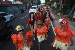 FOTO KIRAB MERTI CODE : Pesta ala Warga Kali Code