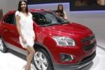 Chevrolet Trax. (Carthai.com)