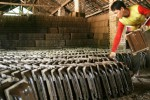 POTENSI WONOGIRI : Girimarto Andalkan Usaha Pembuatan Genting dan Keripik Tempe