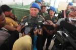 Keterangan pers Dandenpom IV/4 Solo terkait penganiayaan Sukoharjo, Rabu (3/6/2015). (Reza Fitriyanto/JIBI/Solopos)