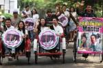PERNIKAHAN GIBRAN-SELVI : 2 Jam, Tukang Becak Pengantar Tamu Jokowi Dapat Rp200.000