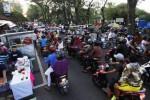 LEBARAN 2016 : Awas, Belasan Lokasi di Solo Rawan Macet