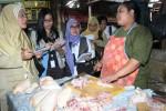 Inspeksi pasar Tim Pengendali Inflasi Daerah (TPID) Kota Solo, Senin (15/6/2015). (Sunaryo Haryo Bayu/JIBI/Solopos)