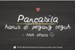 Gambar peringatan Hari Lahir Pancasila (Twitter.com/@indosatmania)