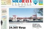 Halaman Soloraya Harian Umum Solopos edisi Selasa, 30 Juni 2015