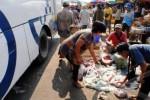 Ilustrasi pasar tumpah (JIBI/Solopos/Antara/Lucky R.)