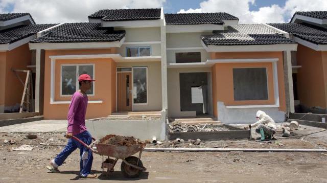 Ilustrasi pembangunan perumahan (Paulus Tandi Bone/JIBI/Bisnis)