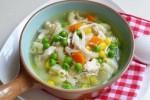 Ilustrasi sup ayam macaroni (www.vietnamesefood.com.vn)