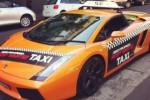 Ilustrasi taksi Lamborghini. (Topgear.com)