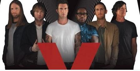 Maroon 5 (Twitter.com)