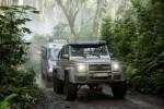 Mercedes Benz G63 AMG 6x6 dalam film Jurassic World. (Youtube.org)