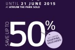 Metro Beauty Fair, sampai 21 Juni 2015 di Atrium The Park Solo