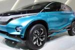 Mobil konsep Honda Vision XS-1 yang diadopsi oleh Brio SUV. (Rushlane.com)