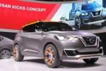 Mobil konsep Nissan Kicks. (Autoevolution.com)