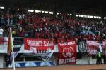Pasoepati di Stadion Jatidiri Semarang dalam laga Piala Polda Jateng 2015, Rabu (3/6/2015). Persis Solo kalah 1-2 dari PSIS.