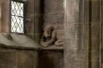 Patung setan di katedral Inggris yang berusia 1.000 tahun (Mirror)