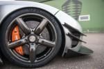 Pelek fiber pada mobil super Koenigsegg One 1. (Worldcarfans.com)