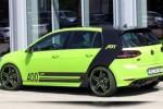VW Golf R hasil modifikasi ABT Sportsline. (Autoevolution.com)