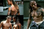 Yayan Ruhiyan di film Yakuza Apocalyse The Great War of The Underworld (Istimewa)