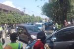 PERNIKAHAN PUTRI JOKOWI : 2 Ruas Jalan Ini Ditutup saat Mantenan Kahiyang Ayu, Truk Dialihkan ke Tol Soker