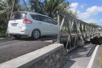 Jembatan gantung di Turi Sleman. (Sunartono/JIBI/Harian Jogja)