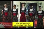 Sambut Ramadan, Pemain-Pemain PSG Pakai Sarung (Youtube)