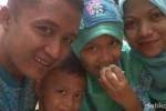 Serda Ainul dan keluarga (istimewa/detikcom)