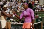 FRENCH OPEN 2015 : Taklukkan Sloane, Serena Nyaris Gagal ke Babak Keempat