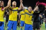 PIALA DUNIA 2018 : Lawan Italia di Play-Off, Swedia Yakin Lolos