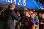 Thomas Vermaelen diminta mengembalikan medali juara Liga Champions (Youtube)