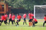 Pemain Persis Solo tengah beratih untuk menghadapi Final Piala Polda dan Piala Kemerdekaan. JIBI/Solopos/dok