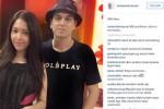 Maia Estianty dan Kevin Julio berfoto bersama (Istimewa/Instagram)