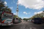 TRANSPORTASI JOGJA : Duh, Bus Tanpa Rem Tangan Nekat Beroperasi, Padahal Lewati Medan Perbukitan