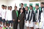 Indonesia vs Pakistan di Piala Davis 2015 (Liputan6.com)