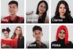 10 besar kontestan X Factor Indonesia musim kedua (Facebook.com)