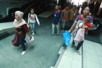 LIBURAN DI JOGJA : Penjualan Tiket Bus Liburan Akhir Tahun Hampir Sama dengan Lebaran