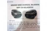 Avanza terbaru mendapat imbuhan nama Grand New. (Facebook.com)