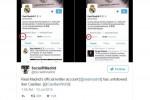Bukti Madrid unfollow Twitter Cassilas (Bleacher Report)