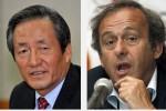 Tokoh sepak bola asal Korea Selatan (Korsel), Chung Mong-joon (kiri), mengikuti jejak Michel Platini maju sebagai kandidat Presiden FIFA untuk menggantikan Sepp Blatter. Ist/google-image