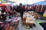 Ramainya Sunday Market, Manahan, Solo, Minggu (5/7/2015). (Burhan Aris Nugraha/JIBI/Solopos)