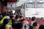 MUDIK LEBARAN 2015 : Hari Ini, Puncak Mudik Menggunakan Kereta Api ke Solo
