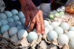 Harga Garam Capai Rp26.000/Bungkus, Pengusaha Telur Asin di Sukoharjo Terancam Bangkrut