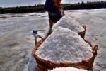 KOMODITAS PANGAN :Sudah Beberapa Hari Tak Ada Pasokan Garam di Pasar Legi Solo