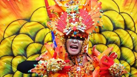 foto ramadan 2015 karnaval takjil digelar di kota madiun