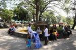 Suasana Bakdan Ing Balekambang, Minggu (19/7/2015). (Ivanovich Aldino/JIBI/Solopos)
