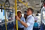TRANSPORTASI SEMARANG : Harga BBM Naik-Turun, Tarif Trans Semarang Tetap