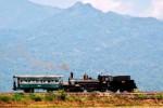 Kereta uap wisata menjalani rute Ambarawa-Tuntang, Senin (6/7/2015). (JIBI/Solopos/Antara/Aditya Pradana Putra)