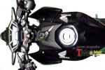 Foto spyshot Honda CB150R model 2015. (Tmcblog.com)