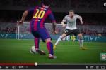 Gerakan No Touch Dribbling Lionel Messi di FIFA 16. (Youtube.com)